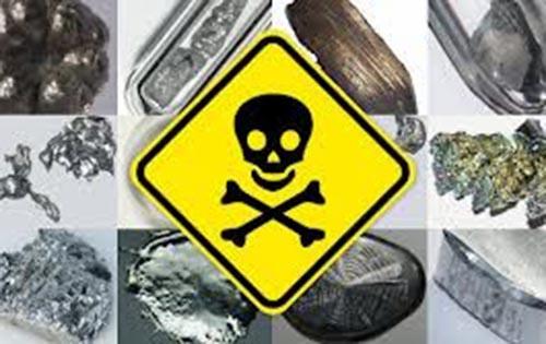 Η δηλητηρίαση από βαρέα μέταλλα μπορεί να προκαλεί απώλεια μνήμης, αλλεργικές αντιδράσεις, πίεση, κατάθλιψη, αλλαγή συμπεριφοράς, κούραση, αϋπνία και αύξηση χοληστερίνης. Αποτοξίνωση και πρόληψη