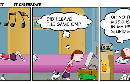 Όταν η πολύωρη ενασχόληση με τα βιντεοπαιχνίδια προκαλεί παραισθήσεις