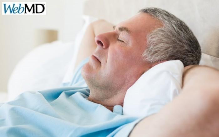 Ύπνος: Με ποιόν τρόπο επηρεάζεται καθώς γερνάμε