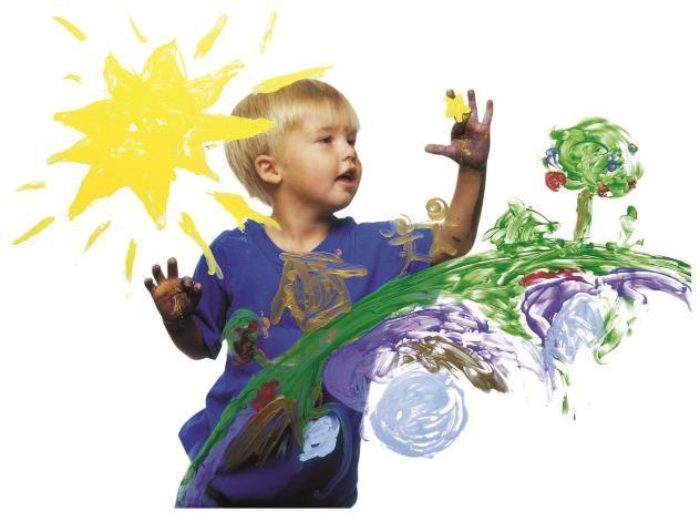 Πώς θα ενισχύσετε τη δημιουργικότητα του παιδιού