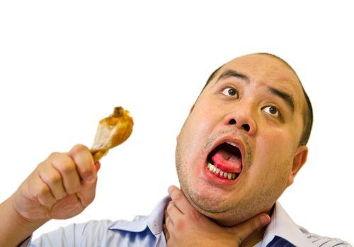 Πρώτες βοήθειες: πνιγμός από τροφή