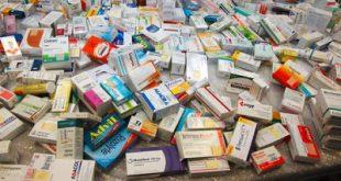 Πετάμε στα σκουπίδια 140 τόνους φάρμακα