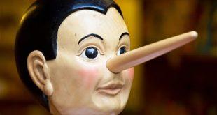 Ο ψεύτης και η παθολογία του. Γιατί πιστεύουμε τον ψεύτη;