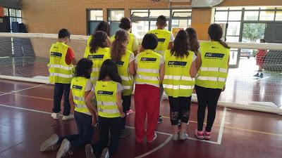 Συμμετοχή του Κέντρου Εκπαίδευσης και Αποκατάστασης Τυφλών στο πρόγραμμα της Ευρωπαϊκής Εβδομάδας Αθλητισμού 2016