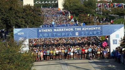 Χρήσιμες Ιατρικές Συμβουλές για τους συμμετέχοντες στον 34ο Μαραθώνιο της Αθήνας, τον Αυθεντικό