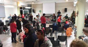 Οι Εθελοντές Κοινωνικής Πρόνοιας του Ελληνικού Ερυθρού Σταυρού στη Χριστουγεννιάτικη εκδήλωση του Κέντρου Αποθεραπείας και Αποκατάστασης Παιδιών με Αναπηρία Βούλας