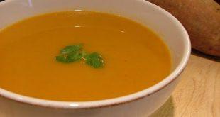 Σούπα από λαχανικά, κατάλληλη για το κρύο και για κρυολόγημα