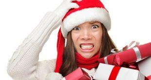 Χριστούγεννα και άγχος πάνε (γιορτινό) πακέτο;