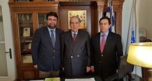 Επίσκεψη ενημέρωση στα γραφεία του ΠΙΣ κοινοβουλευτικών εκπροσώπων της ΝΔ