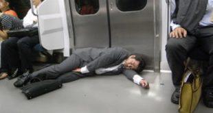 Ιαπωνία, επιδημία θανάτων από υπερκόπωση