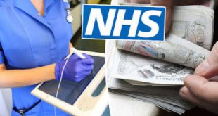 Λίγο πριν την κατάρρευση το βρετανικό σύστημα υγείας