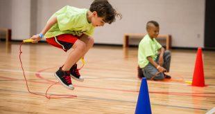 Η άσκηση «μεγαλώνει» ευτυχισμένα παιδιά