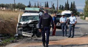 Η κρίση έφερε πολλά δίκυκλα και περισσότερα σοβαρά τροχαία ατυχήματα στη Θεσσαλονίκη