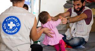 Εξάντληση και απομόνωση για τους εργαζόμενους οργανώσεων που δραστηριοποιούνται στο προσφυγικό