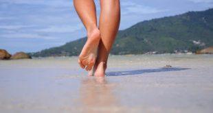 Τα οφέλη της άθλησης στην παραλία. Τι πρέπει να προσέξετε όταν γυμνάζεστε τρέχοντας στην άμμο