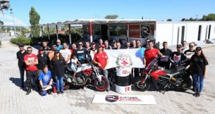 Εκπαίδευση Ασφαλούς Οδήγησης Μοτοσικλέτας με την υποστήριξη της Αττικής Οδού