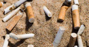 Ελληνική Αντικαρκινική Εταιρεία: Όχι αποτσίγαρα στις παραλίες