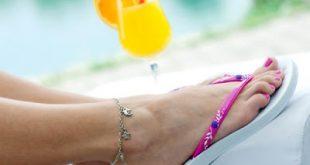 Φυσικές λύσεις με βότανα, για περιποίηση των ποδιών σας το καλοκαίρι