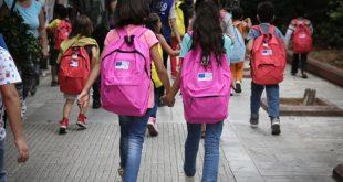 Τι πρέπει να προσέξουν οι γονείς στις σχολικές τσάντες