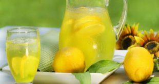 Τι πρέπει να προσέχουμε πίνοντας χυμό από λεμόνι - λεμονάδα