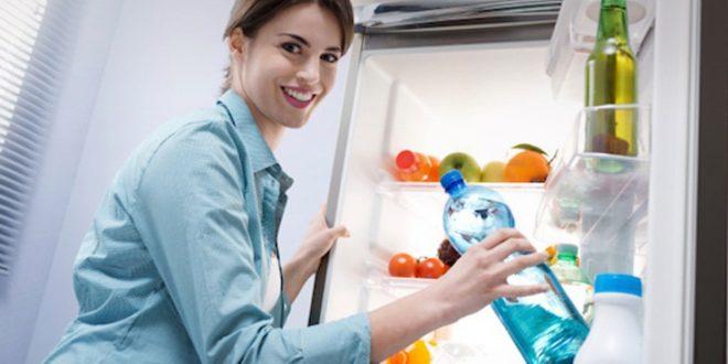 Τρία πράγματα που πρέπει να κάνετε στο ψυγείο για να χάσετε βάρος