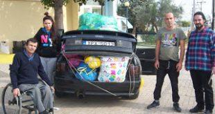ΚΕΑ ''Συνεργασία-Δημιουργία''. Mεγάλη ανταπόκριση του κόσμου στην προσπάθεια συλλογής καπακιών για την αγορά αναπηρικών αμαξιδίων
