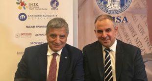 Σύμφωνο συνεργασίας με το Παγκόσμιο Ινστιτούτο Ελλήνων Ιατρών, υπέγραψε ο Ελληνικός Ιατρικός Σύλλογος Αυστραλίας