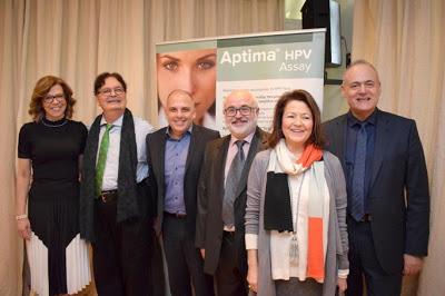 Τα πρώτα ελληνικά αποτελέσματα από την εφαρμογή του Aptima HPV test