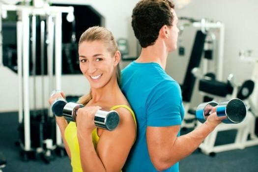 Καλύτερη η γυμναστική με παρέα