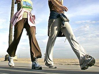 Το περπάτημα μειώνει τον καρδιαγγειακό κίνδυνο