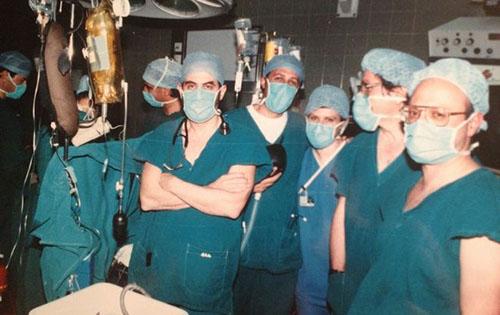 Γιώργος Τόλης: Ο καρδιοχειρουργός που έκανε την πρώτη μεταμόσχευση καρδιάς στην Ελλάδα