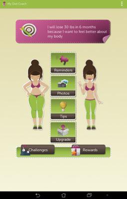 Δωρεάν εφαρμογές για να κάνετε δίαιτα και να χάσετε κιλά, για iphone και Android
