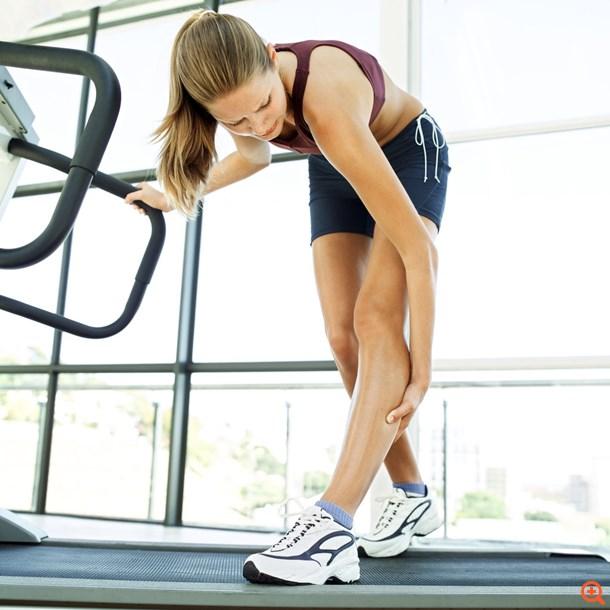 Πιαστήκατε από τη γυμναστική;