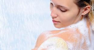 Χρησιμοποιείτε σαπούνι όταν κάνετε ντους;