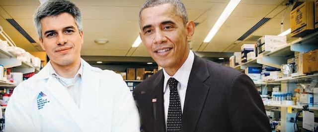 Ο Σαντορινιός ψυχίατρος που βραβεύθηκε από τον Ομπάμα