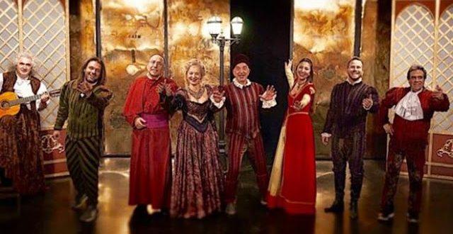 Πρεμιέρα χθες του Μανδραγόρα, από την θεατρική ομάδα των φαρμακοποιών Αθήνας-Πειραιά