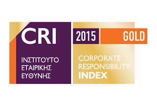 Χρυσή διάκριση για τη Novartis Hellas στον Εθνικό Δείκτη Εταιρικής Ευθύνης (CR Index)