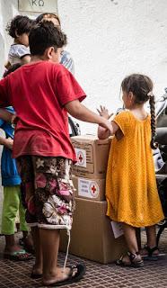 20 Ιουνίου 2016: Παγκόσμια Ημέρα Προσφύγων Ο Ελληνικός Ερυθρός Σταυρός πρωτοπόρος στην προστασία των προσφύγων