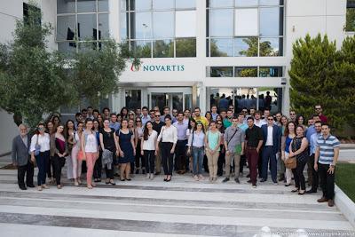 """Δυναμική συμμετοχή της Novartis Hellas στο θεσμό """"Business Days"""""""