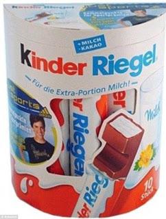 Σκάνδαλο γύρω από την σοκολάτα Kinder, τρομοκρατεί όλη την Ευρώπη.
