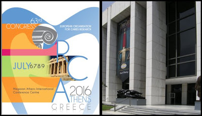 Oδοντιατρικό συνέδριο με τίτλο 63rd Congress of the European Organization for Caries Research