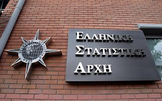 ΕΛΣΤΑΤ: Σε ύφεση η οικονομία και το β' τρίμηνο του 2016