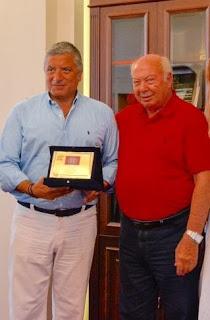 Επίσκεψη του Προέδρου του ΙΣΑ Γ. Πατούλη στο Δήμο Κεφαλονιάς