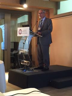 Η ομιλία του κ. Λουράντου στο 2ο Πανευρωπαϊκό συμπόσιο των φαρμακοποιών