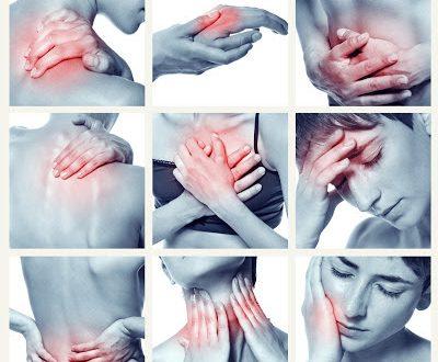 Ινομυαλγία ρευματική πάθηση με πόνο στους μύες, αίσθημα κόπωσης, πονοκέφαλο, αφηρημάδα, διαταραχές του ύπνου