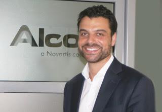 Ο Khalid El-Gendy νέος Γενικός Διευθυντής Alcon Ελλάδος & Βουλγαρίας