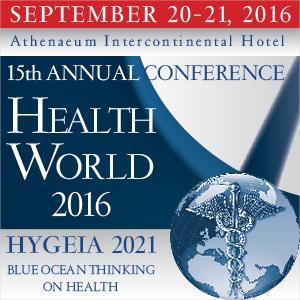Παρέμβαση του Υπουργού Υγείας, Ανδρέα Ξανθού στο 15ο ετήσιο συνέδριο HEALTHWORLD