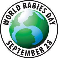 10η Παγκόσμια ημέρα κατά της Λύσσας. Η λύσσα σκοτώνει κάποιον στον κόσμο, κάθε 9 λεπτά