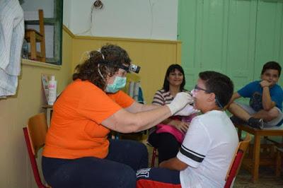 Δωρεάν 840 ιατρικές πράξεις παιδιών και ενηλίκων σε Φούρνους και Λειψούς από την Ανοιχτή Αγκαλιά