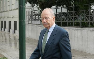 Πέθανε, από επιπλοκές πνευμονίας, ο πρώην Πρόεδρος της Ελληνικής Δημοκρατίας Κωστής Στεφανόπουλος